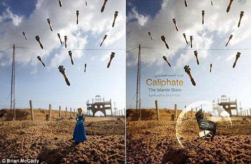 چاههای نفت داعش در عراق/اوضاع داعش از زبان یک عضو جدا شده + تصاویر