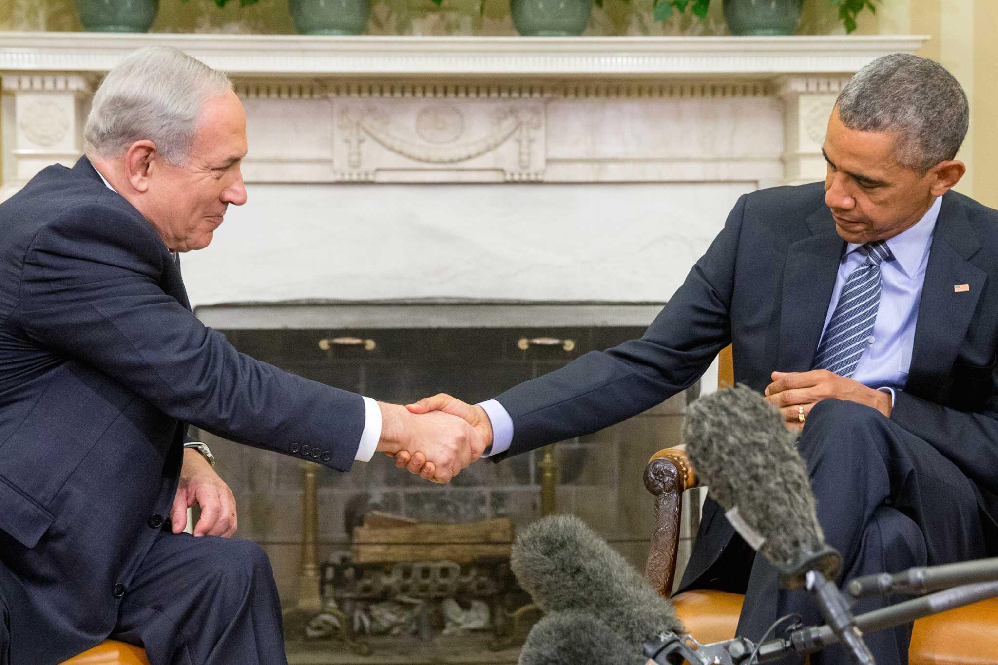 یک عکس راوی روابط  اوباما و نتانیاهو میشود