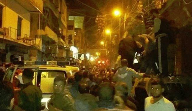 وقوع دو انفجار در جنوب بیروت/128 کشته و زخمی تاکنون