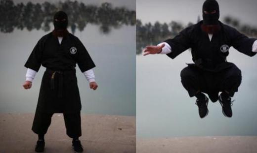 نینجاهای داعش +تصاویر