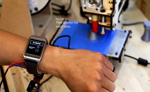 کاربردی شدن ساعت هوشمند+ تصاویر