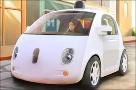 جریمه ماشین ساخت گوگل + عکس