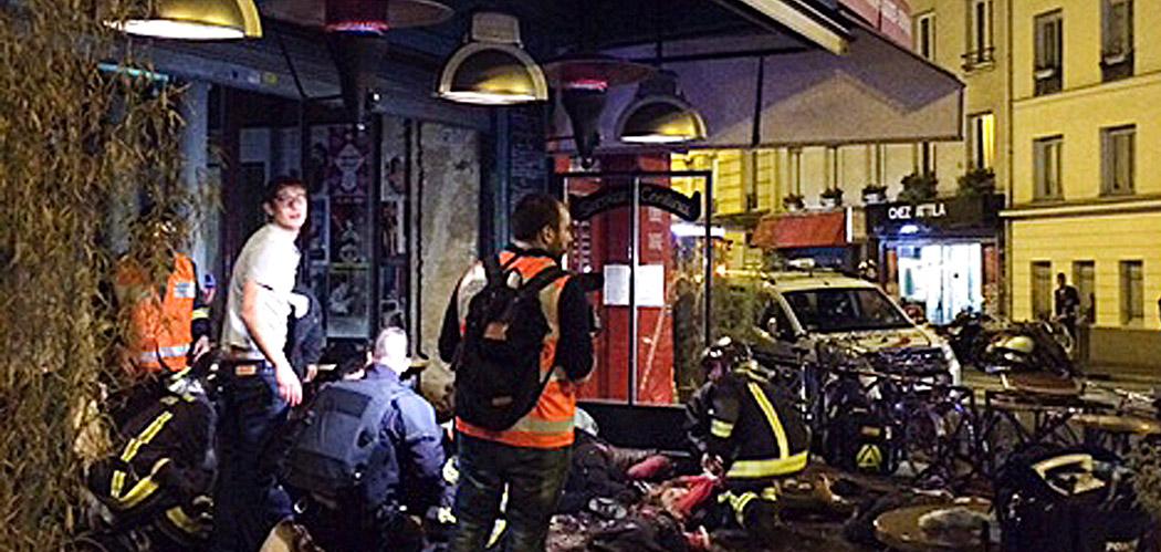 تا کنون 153 کشته در حملات پاریس/ بیش از 200 زخمی+تصاویر