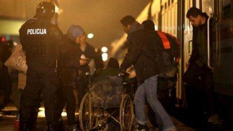 آخرین تصاویر از حادثه پاریس