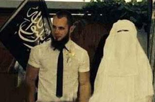 شکایت عروس های داعشی در توییتر از کیفیت نازل سالن های زیبایی! + تصاویر