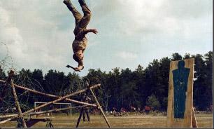 نیروهای ویژه روسیه بنام -Alpha Spetsnaz