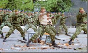 نیروهای ویژه Alpha Spetsnaz؛ هدیه ویژه پوتین به بشار اسد