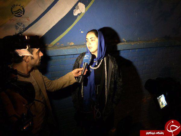 همدردی مردم تهران با فرانسه + عکس