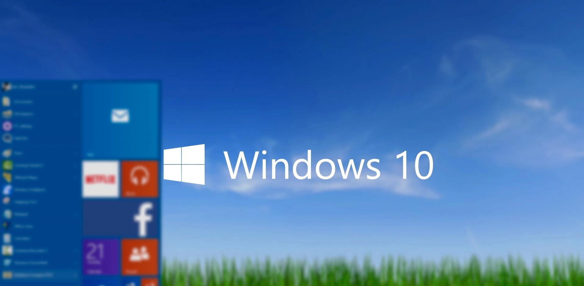 با چهره جدید ویندوز 10 آشنا شوید!