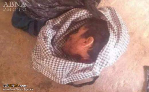 تروریستها سر نوجوانی را بریده و برای خانوادهاش فرستادند + عکس