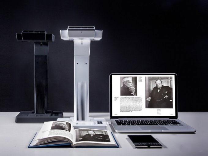 اولین اسکنر فوق هوشمند جهان + عکس