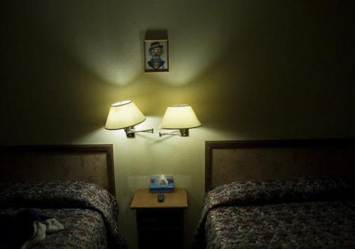 آیا جرئت دارید یکشب در این متل اقامت داشته باشید؟ +تصاویر