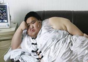 سنگینوزنترین زن چین زیر تیغ عمل جراحی + تصویر