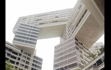 برترین اثر معماری جهان+تصاویر