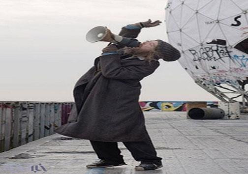 گریم متفاوت بازیگر زن برنده اسکار (+عکس)