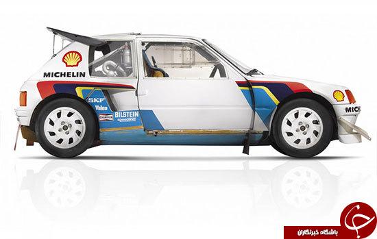 قسمت اول/قدیمی ترین خودروهای مسابقه ای برتر جهان + تصاویر