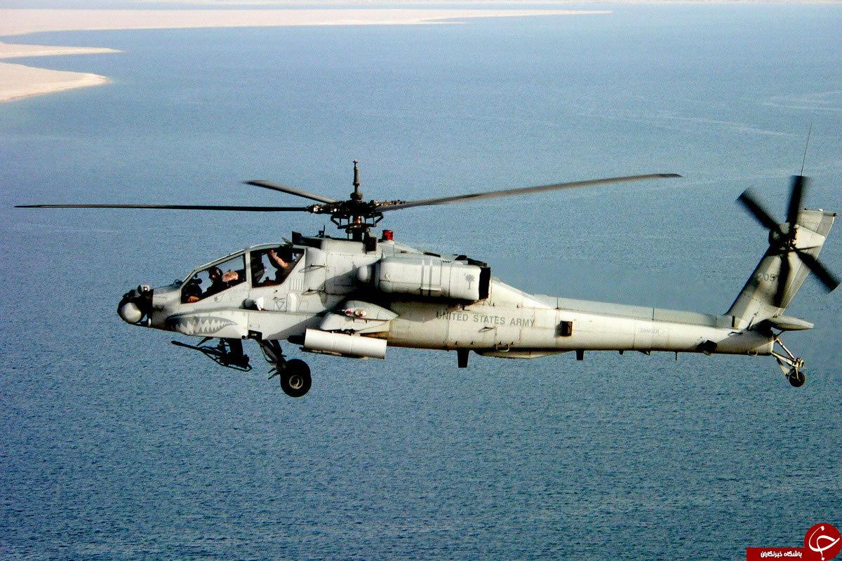 10 هلیکوپتر جنگی برتر دنیا + عکس