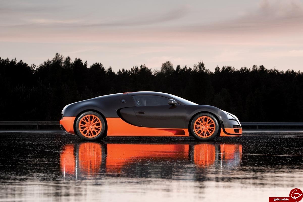 سریعترین خودرو های دنیا + عکس