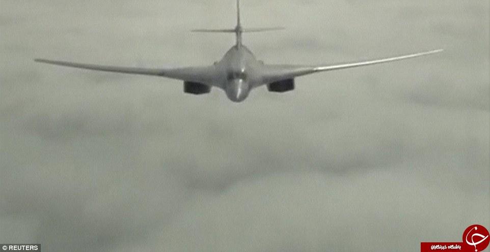 تصاویر جنگنده های فرانسه در جنگ با داعش