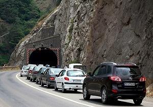 اعلام محدودیت ترافیکی / افزایش تردد جاده ای