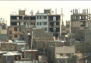 جولان غولهای ساخت و ساز غیر مجاز در نقاط حادثه خیز