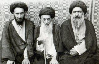 پدر رهبر معظم انقلاب آیت الله سید جواد خامنه ای+عکس