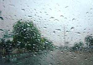 رگبار باران، رعد و برق و وزش باد در برخی مناطق کشور