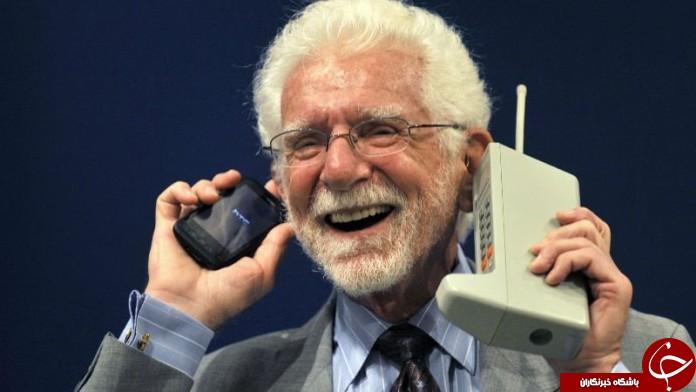 آیا میدانید اولین تلفن همراه توسط چه کسی و در کجا اختراع شد؟