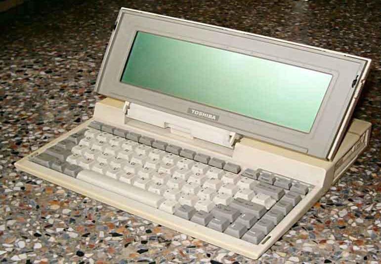 با اولین لپ تاپ جهان آشنا شوید