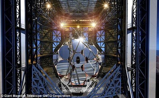 قله این کوه عظیم میزبان عظیمترین تلسکوپ جهانی + تصاویر
