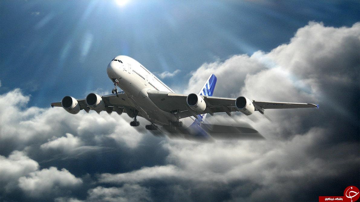 بزرگترین هواپیما های جهان + عکس