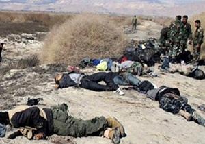 هلاکت 38 داعشی در سوریه
