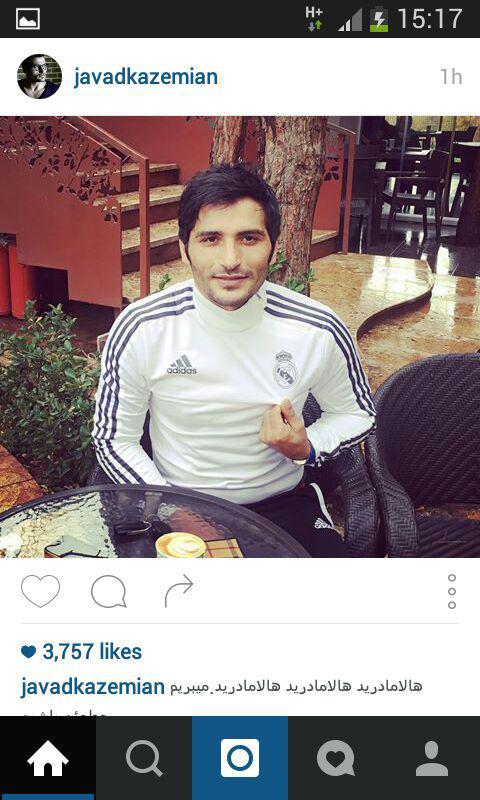 3820498 819 فوتبالیها در صفحههای اجتماعی خود چه گفتند؟