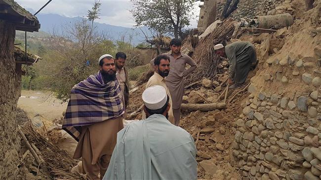 تلفات زلزله افغانستان و پاکستان رو به افزایش است
