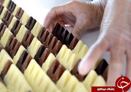 شاهزاده ویلیامز شکلاتی را می شناسید؟