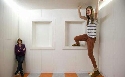 عجیب ترین اتاق ساخته شده+ تصاویر