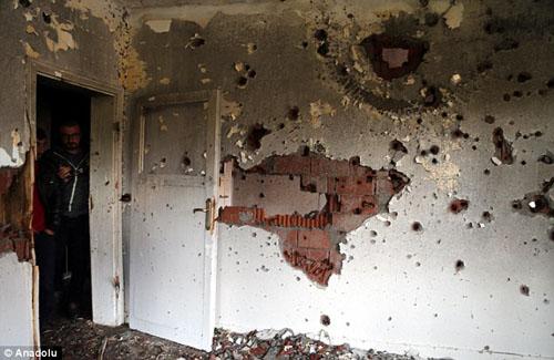 تقلید داعش از فیلم جنگ ستارگان+ تصاویر