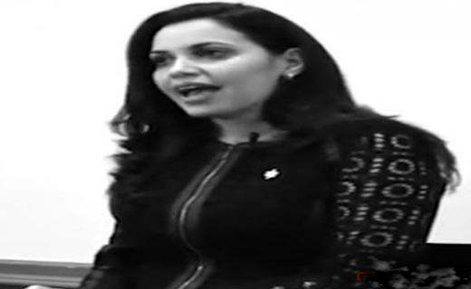 آیا این زن سوری رئیس جمهور آمریکا می شود؟+عکس