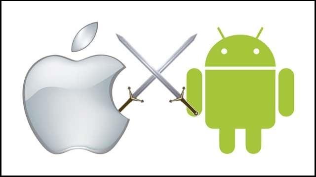 android یا ios. برنده کیست؟