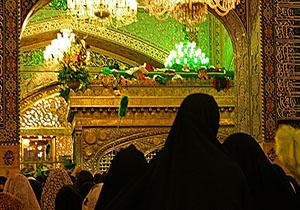 زیارت بانوان در روضه منوره امام رضا (ع) آسان تر از قبل