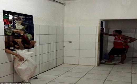 وحشت ناک ترین زندان در برزیل+ تصاویر
