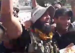 ابوعزرائیل داعشیها را به چالش کشید + فیلم