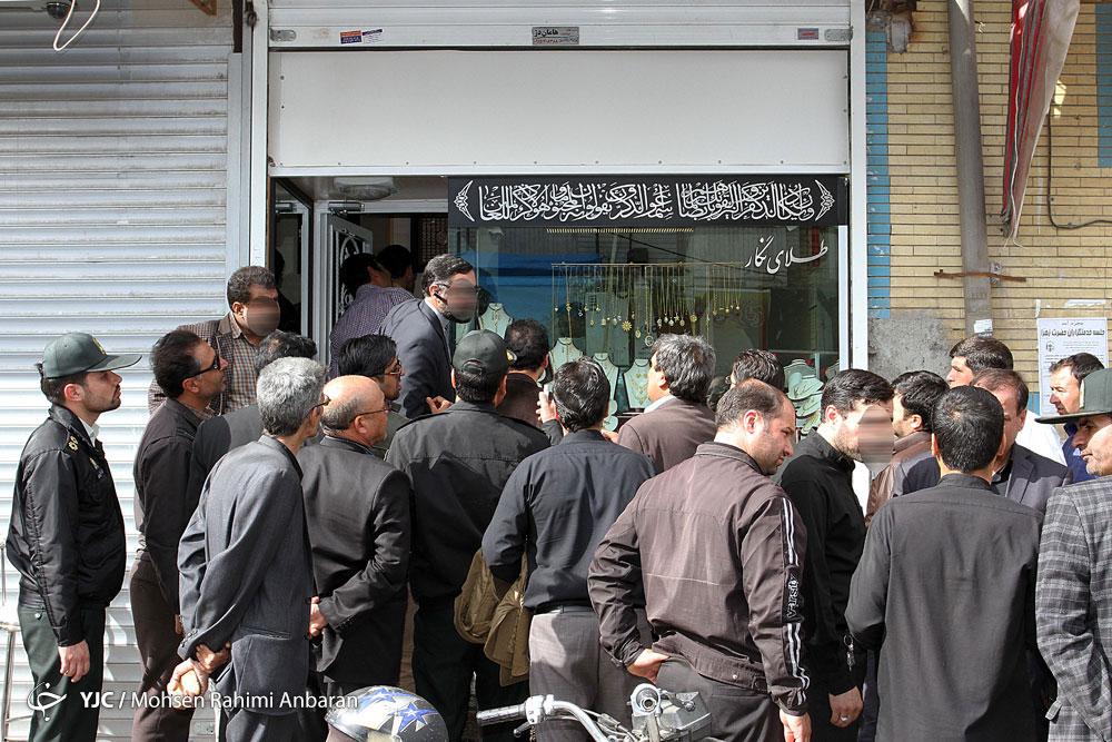 سرقت مسلحانه حوادث مشهد اخبار مشهد اخبار قتل اخبار جنایی