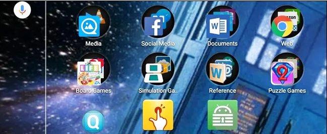 به راحتی نام  آیکن های Android را تغییر دهید + آموزش