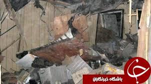 حمله موشکی به بغداد 20 منافق را به هلاکت رساند+عکس