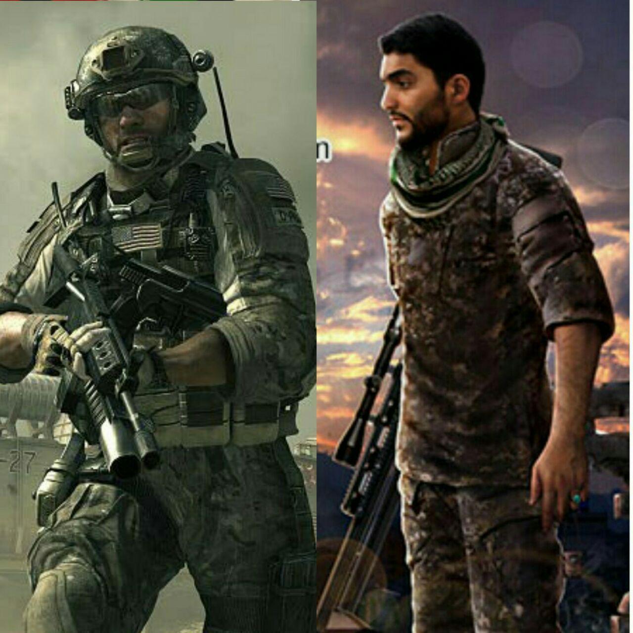 تفاوت سرباز آمریکایی و ایرانی؛ پنتاگون در حسرت کدام کلید واژه است؟
