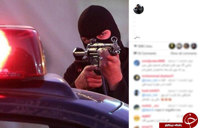 اقتدار نیروهای ویژه نوپو در دستگیری اشرار /تصاویر (+18)