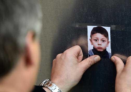 کودک پناهنده، قربانی تجاوز و قتل + تصاویر