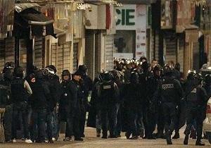 دستگیری چهار مظنون دیگر در ارتباط با اقدام های تروریستی در پاریس