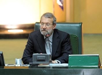صحن علنی مجلس به ریاست علی لاریجانی آغاز شد + دستور کار